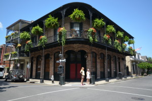 Haus im French Quarter