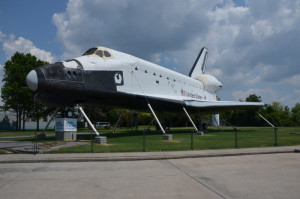 space shuttle houston texas