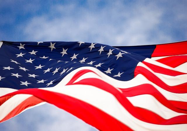 usa flagge patriotismus