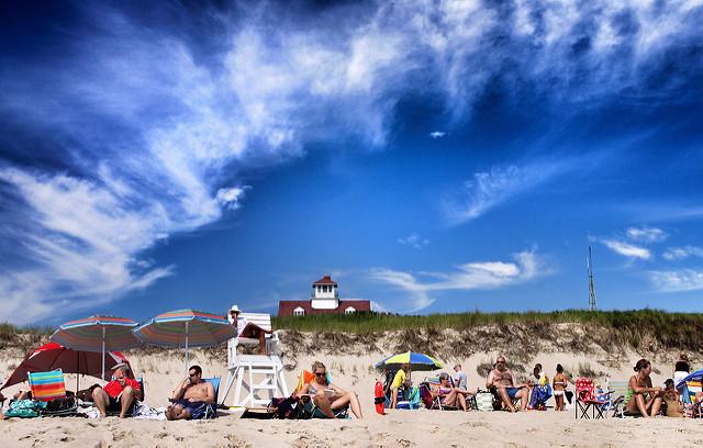 Coast Guard Beach Massachusetts Strand