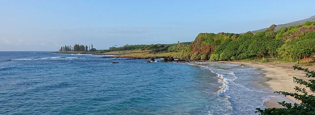 Hamoa Beach hawaii strand