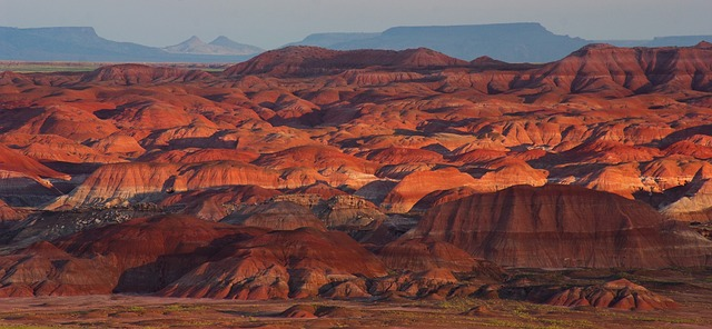 painted desert route 66