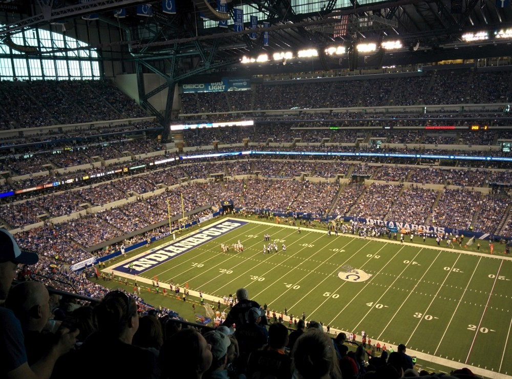 NFL Tickets online kaufen Spiel Indianapolis Colts vs San Francisco 49ers