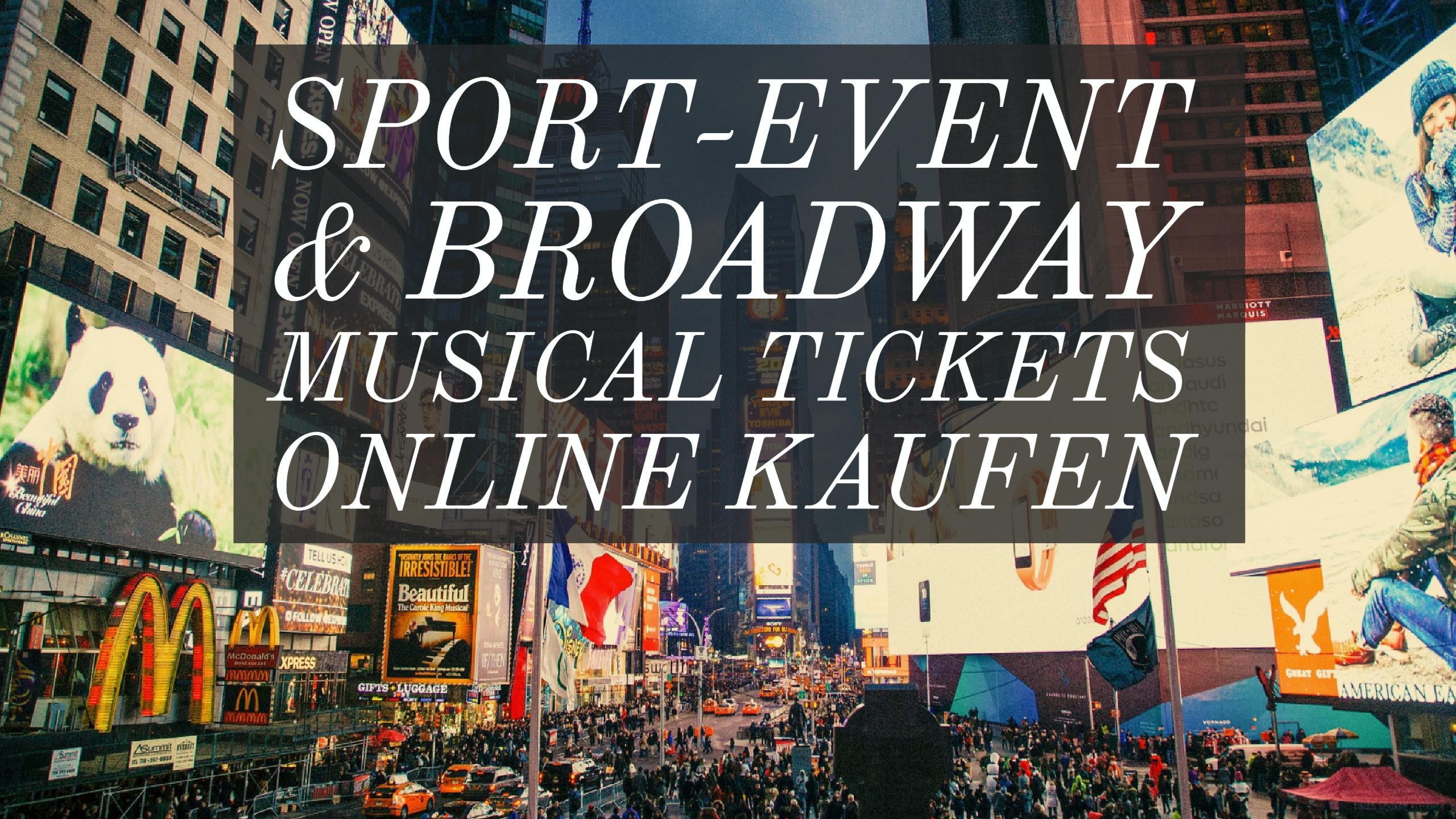 Ticket Online Erfahrungen