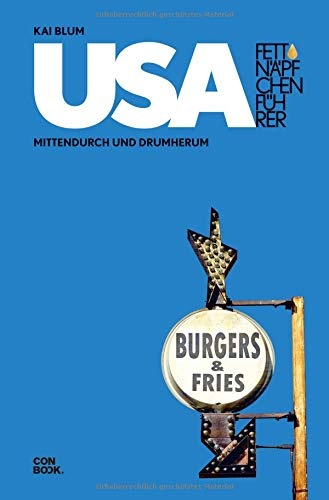 Fettnäpfchen Buch USA Amerika